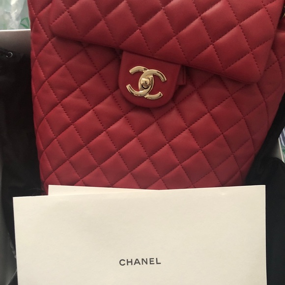 dcf54e34b62d CHANEL Handbags - Spirit urban chanel backpack